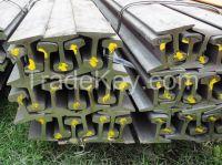 high quality GB standard 30kg steel rails