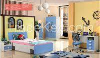 2015 new style children bedroom furniture set,kids furniture 201