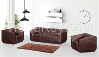 Popular Office Sofa With Metal Feet 1321