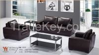 Popular Office Sofa With Metal Feet 1512