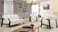 Popular Office Sofa With Metal Feet 1504