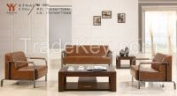 Popular Office Sofa With Metal Feet 1503
