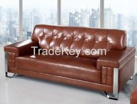 Popular Office Sofa With Metal Feet  1446