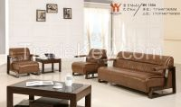 Popular Office Sofa With Metal Feet 1507