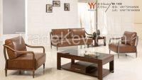 Popular Office Sofa With Metal Feet 1508
