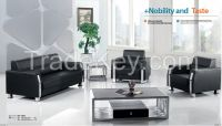 Popular Office Sofa With Metal Feet 1425