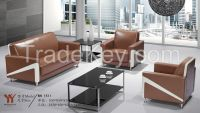 Popular Office Sofa With Metal Feet 1511