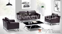 Popular Office Sofa With Metal Feet 1516