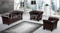 Popular Office Sofa With Metal Feet 1513