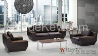Popular Office Sofa With Metal Feet 1510