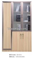 modern office filing cabinet/melamine filing cabinet EM-B12