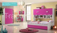 2015 new style children bedroom furniture set  211
