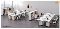 Office workstation, modern office workstation for four persons CS-15702-6