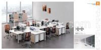 2015 new style Office workstation, modern office partition  CS-1515L-4