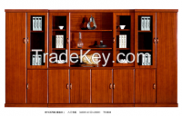 office Filing cabinet, wooden high cabinet, bookcase HY-C3708
