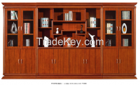 office Filing cabinet, wooden high cabinet, bookcase HY-C6938
