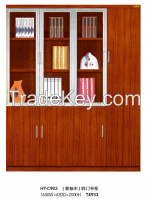 office Filing cabinet, wooden high cabinet, bookcase HY-C903