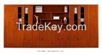 office Filing cabinet, wooden high cabinet, bookcase HY-C00310