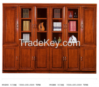 office Filing cabinet, wooden high cabinet, bookcase HY-C810/805