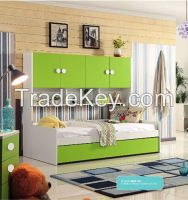 2015 newstyle Children bedroom Furniture kids furniture ,kids bed B03