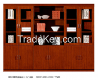 office Filing cabinet, wooden high cabinet, bookcase HY-C0409