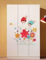 2015 newstyle Children bedroom Furniture kids furniture wardrobe W01