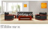 office sofa , pu leather sofa HY-S918