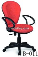 Adjust Height Office Chair Mesh Chair With Arms  B-011