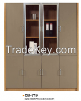 office filing cabinet/melamine filing cabinet CB-719