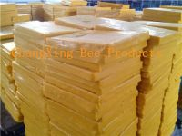 Refined Yellow Beeswax From ChangXing Bee Products Co., Ltd