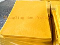 Raw Beeswax From ChangXing Bee Products Co., Ltd