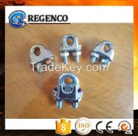 Rigging Hardware Galvanized Drop Forged US Type Wire Rope Clip