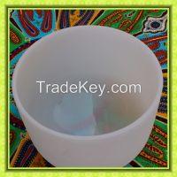 Quartz  Crystal Singing Bowls
