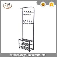 3 Tier Chrome Wire Shoe Rack with Stainless Steel Frame Rack