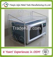 multifunction microwave oven shelf