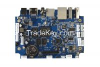 SMDT 2015 Hot Selling Quad-core Android OS DS108 Control Board for All-in-one Digital Signage Advertising Player Kiosk