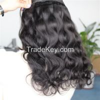 High Quality 100% Human Virgin Hair Weaving