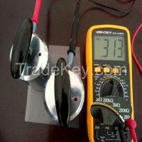 Waterborne transparent conductive / anti-static coating
