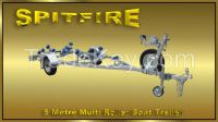Galvanzied Boat Trailer from 5m up tp 6m