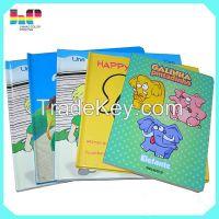 4C+4C colorful printing book children's board book printing
