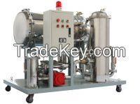 JT Series Coalescing Dehydration Oil Purifier