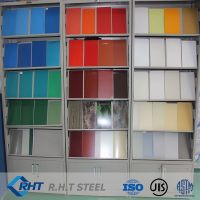 PPGI hoarding fence and roofing used Prepainted galvanized Steel Coil