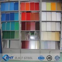 Prepainted galvanized Steel Coil PPGI for hoarding