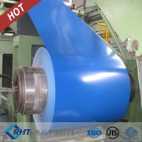 Hot dipped prepainted galvanized steel coil for roofing sheet
