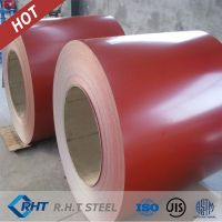 Color Coated Galvanized Steel Coils & Sheets