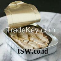 Canned Sardine Fish of Indonesia