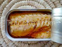 Canned Fish Mackerel