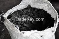 Coconut Shell charcoal raw material source to produce activated carbon