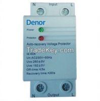 Auto-recovery Voltage Protector 40A 60A  (denor.com)