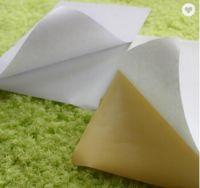 Top thermal adhesive paper jumbo rolls